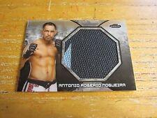 Antonio Rogerio Nogueira 2013 Finest UFC Jumbo Fight Mat Relics #FFMAN UFC MMA