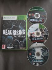 THE DEADRISING COLLECTION ( XBOX 360 - MICROSOFT )
