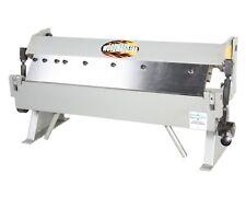 """WOODWARD FAB WFBP2420 box & pan bending brake- 23"""" sheet metal finger"""