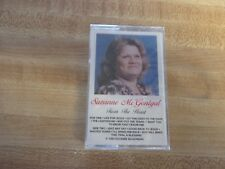 Suzanne McGonigal From The Heart Cassette Tape