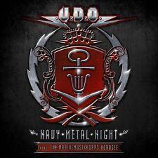 U.D.O. - Navy Metal Night [New CD] With DVD