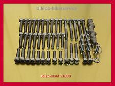 KAWASAKI Z750 Z1000 Motorschrauben Schraubensatz Edelstahlschrauben Schrauben