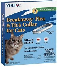 Zodiac 7 Month Flea & Tick Collar for Cats