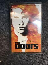 The Doors The Doors CASSETTE ALBUM  Soundtrack Oliver Stone V.U.