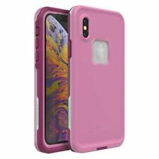 LifeProof FRE Series Waterproof Case Protective iPhone Xs & iPhone X, Frost Bite