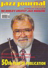 JAZZ JOURNAL MAGAZINE 1997 OCT BUDDY CHILDERS, TED LEWIS GASPIPE CLARINETTIST