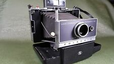 Vintage Polaroid 100 Instant Film Land Camera w/manual