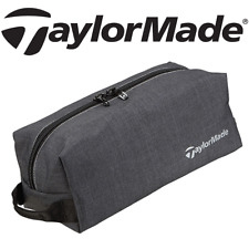 TAYLORMADE PLAYERS VENTILATED GOLF SHOE STORAGE BAG / NEW FOR 2019 !!!!!!!!!!!!!