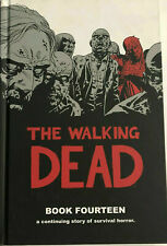 THE WALKING DEAD BOOK 14 BY KIRKMAN ~ IMAGE HARDCOVER NEW TWD