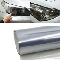 "39""X12"" Car Bumper Hood Paint Protection Film Vinyl Transparent Decal Wrap Sheet"