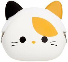 mimi POCHI Friends Gamahuchi Silicone Case - Calico Cat 46284