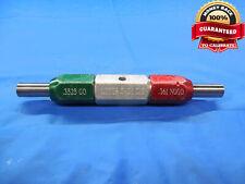 3525 Amp 3610 Pin Plug Gage Go No Go 3438 0087 1132 8954 361 Inspection