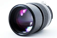 Nikon Ai-s Nikkor 135mm f/2.8 MF Prime Telephoto Lens [Excellent] from Japan F/S