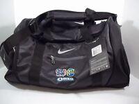 Nike Golf Med Duffle Bag Adj Padded Detach Strap # TG0241 *OREO RITZ CHIPS AHOY*