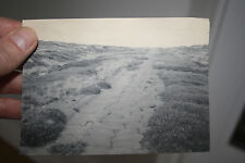 BLACKSTONE EDGE  ROMAN ROAD  PHOTO  1901   150 X 100 mm