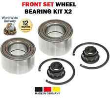 FOR TOYOTA COROLLA 1.8 1.4 2.0 1.6 2002-2007 NEW FRONT SET WHEEL BEARING KIT X2