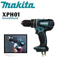 "Makita XPH01Z Recon 18V 1/2"" HAMMER Drill/Driver, Uses BL1830 BL1840 BL1850"