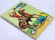 Tex n.154 originale prima edizione con lire 250 del Agosto 1973 edizioni Araldo