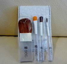 1x Napoleon Perdis NP Set Passport 4pcs Brush Set with Carrying Case, Brand New!