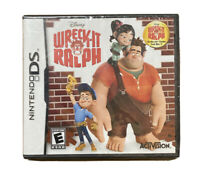 Nintendo DS Game Wreck - It Ralph