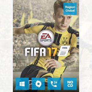 FIFA 17 2017 for PC Game Origin Key Region Free