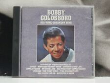 BOBBY GOLDSBORO - ALL-TIME GREATEST HITS CD COME NUOVO LIKE NEW