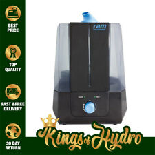 More details for ram ultrasonic humidifier 5l mist maker for hydroponic grow rooms