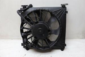 Tesla Model S P85 2014 Front Condenser Cooling Fan LHS 6007352-00-C J137