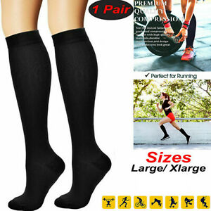 COMPRESSION SOCKS ARCH SUPPORT FOOT PAIN HEEL PLANTAR FASCIITIS RELIEF SLEEVE UK