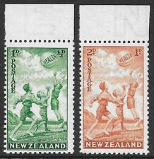 New Zealand 1940 Health Stamps (MNH)