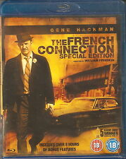 FRENCH CONNECTION - Special Ed. Gene Hackman, Roy Scheider (Blu-ray 2 Disc '08)