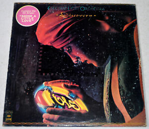 Philippines ELECTRIC LIGHT ORCHESTRA Discovery LP Record