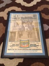 Family Dog Poster FD 56-1 Charlatans, Sparrow, and Canned Heat at the Avalon