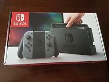 Nintendo Switch - 32GB Gray Console (with Gray Joy-Con) NEW and SEALED!