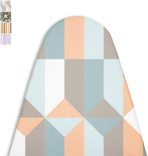 Encasa Homes Replacement Ironing Board Cover with Extra Thick Pad, Made in Fits
