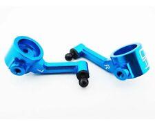 ECX 2WD Circuit Ruckus Torment Blue Aluminum Steering Knuckles Hot Racing ECT210