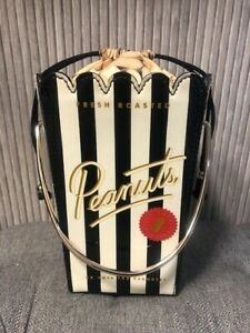 Authentic NEW Kate Spade Flavor of the Month Peanuts Bag