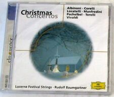 VARIOUS - CHRISTMAS CONCERTOS - BAUMGARTNER - CD Sigillato