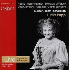 Lucia Popp - Opernszenen:Rosenkavalier/Don Giovanni/+ - CD