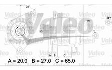 VALEO Alternador RENAULT LAGUNA ESPACE 436730