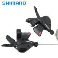 Shimano Altus SL-M310 3X8 24 Speed Dual Lever Shifters Set Black New