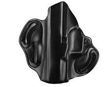 DeSantis Millennium Speed Scabbard Holster 002SDB6Z0 Black Left Hand Glock 19 23