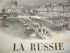 VOYAGE / LA RUSSIE DE CUSTINE / IMPRESSIONS DE VOYAGE, DUMAS