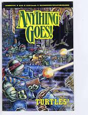 Anything Goes! #5 Comics Journal Pub 1986
