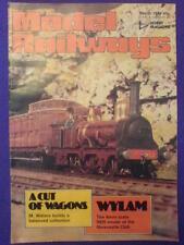 MODEL RAILWAYS - WYLAM - March 1979