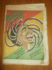 RECORD MIRROR MAY 6 1978 BOB MARLEY JOHNNY ROTTEN BOB DYLAN AC/DC POLICE TUBES