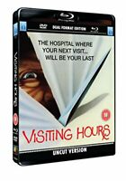 Visiting Hours (Dual Format) [Blu-ray] [DVD][Region 2]