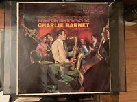 CHARLIE BARNET AND HIS ORCHESTRA- LPM-2081 HI-FI RCA TRADEMARK