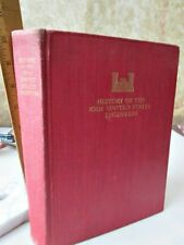 HISTORY of 101st U.S.ENGINEERS,American Expedition.Forces,1917,18,19,Illust.MAPS