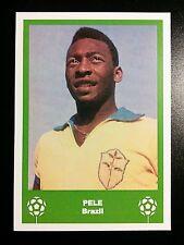 """Brésil-SANTOS-Pele-Vintage Anniversaire """"de football""""/Gift Tag"""